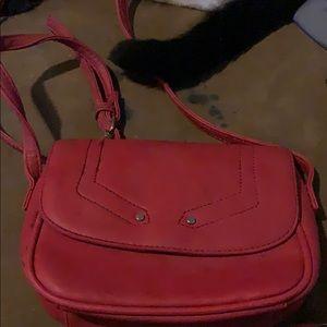Coach over shoulder purse